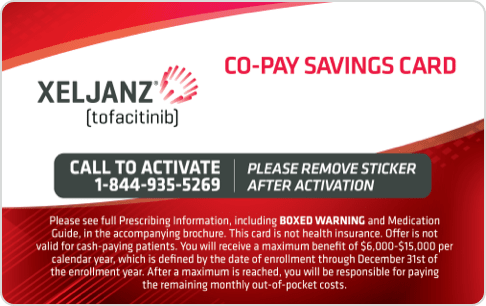 Copay Saving Card